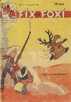 Cover for Fix og Foxi (Oddvar Larsen; Odvar Lamer, 1958 series) #37/1959