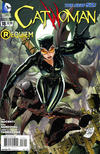 Cover for Catwoman (DC, 2011 series) #18