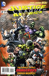 Cover Thumbnail for Justice League of America (2013 series) #2 [Direct Sales]