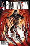 Cover Thumbnail for Shadowman (2012 series) #1 [Cover C - Dave Johnson]