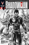 Cover Thumbnail for Shadowman (2012 series) #1 [Second Printing]