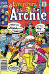 Cover for Everything's Archie (Archie, 1969 series) #134 [Regular Edition]