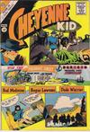 Cover for Cheyenne Kid (Charlton, 1957 series) #27 [British]