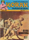 Cover for Korak (Williams Förlags AB, 1966 series) #44
