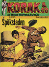 Cover for Korak (Williams Förlags AB, 1966 series) #3/1973