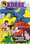 Cover for Korak (Atlantic Förlags AB, 1977 series) #12/1977