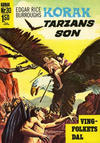 Cover for Korak (Williams Förlags AB, 1966 series) #30