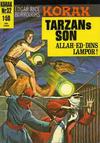 Cover for Korak (Williams Förlags AB, 1966 series) #32