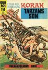 Cover for Korak (Williams Förlags AB, 1966 series) #34