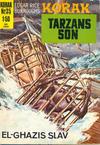 Cover for Korak (Williams Förlags AB, 1966 series) #35