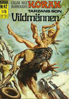 Cover for Korak (Williams Förlags AB, 1966 series) #42