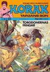 Cover for Korak (Williams Förlags AB, 1966 series) #4/1972