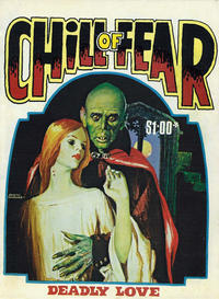 Cover Thumbnail for Chill of Fear (Gredown, 1982 ? series)