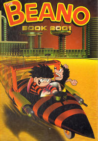 Cover Thumbnail for The Beano Book (D.C. Thomson, 1939 series) #2001