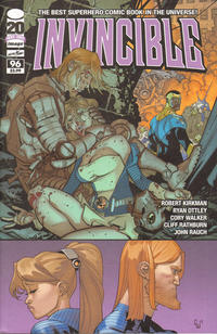 Cover Thumbnail for Invincible (Image, 2003 series) #96