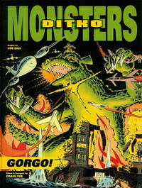 Cover Thumbnail for Ditko Monsters: Gorgo (IDW, 2013 series)