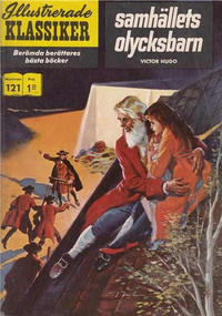 Cover Thumbnail for Illustrerade klassiker (Illustrerade klassiker, 1956 series) #121 - Samhällets olycksbarn