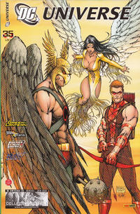 Cover Thumbnail for DC Universe (Panini France, 2005 series) #35