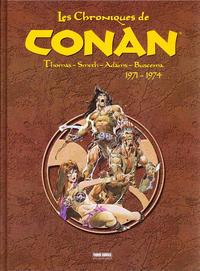 Cover Thumbnail for Les Chroniques de Conan (Panini France, 2008 series) #1