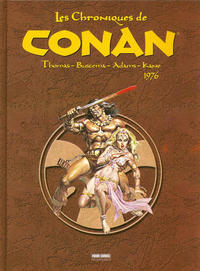 Cover Thumbnail for Les Chroniques de Conan (Panini France, 2008 series) #3
