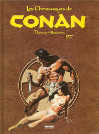 Cover Thumbnail for Les Chroniques de Conan (Panini France, 2008 series) #4