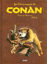 Cover Thumbnail for Les Chroniques de Conan (Panini France, 2008 series) #5