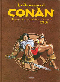 Cover Thumbnail for Les Chroniques de Conan (Panini France, 2008 series) #6