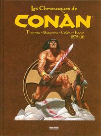 Cover Thumbnail for Les Chroniques de Conan (Panini France, 2008 series) #8