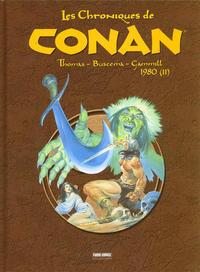 Cover Thumbnail for Les Chroniques de Conan (Panini France, 2008 series) #10
