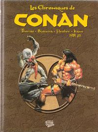 Cover Thumbnail for Les Chroniques de Conan (Panini France, 2008 series) #11