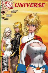 Cover Thumbnail for DC Universe (Panini France, 2005 series) #36