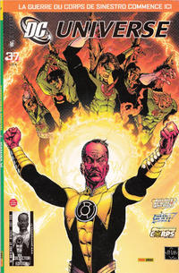 Cover Thumbnail for DC Universe (Panini France, 2005 series) #37