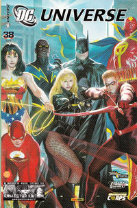 Cover Thumbnail for DC Universe (Panini France, 2005 series) #38