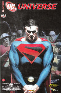 Cover Thumbnail for DC Universe (Panini France, 2005 series) #40