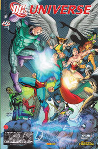 Cover Thumbnail for DC Universe (Panini France, 2005 series) #42