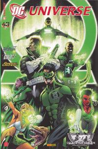 Cover Thumbnail for DC Universe (Panini France, 2005 series) #43