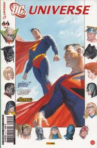 Cover Thumbnail for DC Universe (Panini France, 2005 series) #44