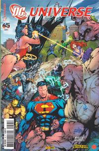 Cover Thumbnail for DC Universe (Panini France, 2005 series) #45