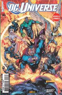 Cover Thumbnail for DC Universe (Panini France, 2005 series) #46
