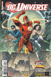 Cover Thumbnail for DC Universe (Panini France, 2005 series) #47