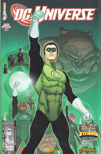 Cover Thumbnail for DC Universe (Panini France, 2005 series) #48