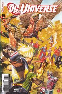 Cover Thumbnail for DC Universe (Panini France, 2005 series) #51