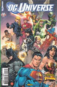 Cover Thumbnail for DC Universe (Panini France, 2005 series) #52