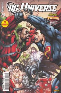 Cover Thumbnail for DC Universe (Panini France, 2005 series) #54