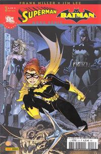 Cover Thumbnail for Superman & Batman Hors Série (Panini France, 2007 series) #3