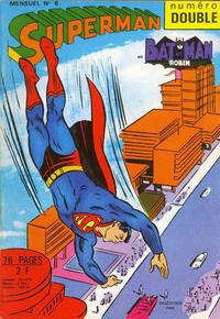 Cover Thumbnail for Superman et Batman et Robin (Sage - Sagédition, 1969 series) #8