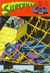 Cover Thumbnail for Superman et Batman et Robin (Sage - Sagédition, 1969 series) #17