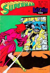 Cover Thumbnail for Superman et Batman et Robin (Sage - Sagédition, 1969 series) #26