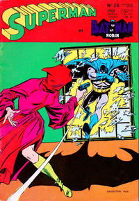 Cover Thumbnail for Superman et Batman et Robin (Sage - Sagédition, 1969 series) #26