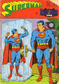 Cover Thumbnail for Superman et Batman et Robin (Sage - Sagédition, 1969 series) #42